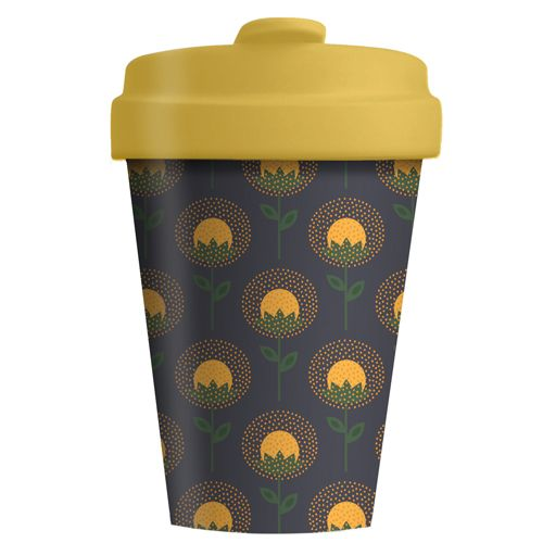 "BambooCup ""Sunflowers"""
