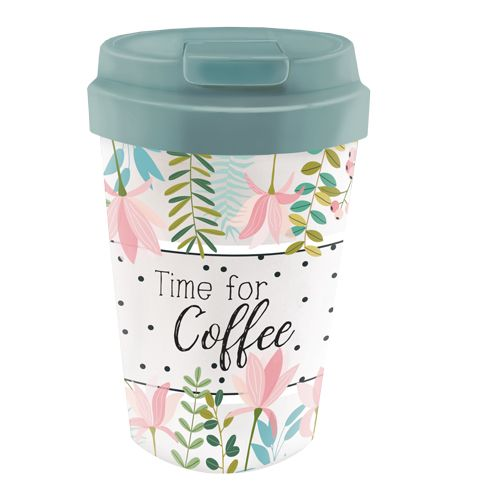 Bioloco Plant easy Cup-time for coffee