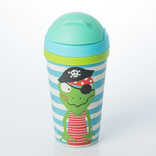 Bamboofriends Kinderbecher - Piratenschatz Quaky