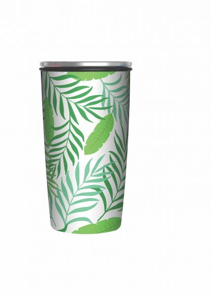 "Slide Cup Deluxe ""Jungle Leaves"""