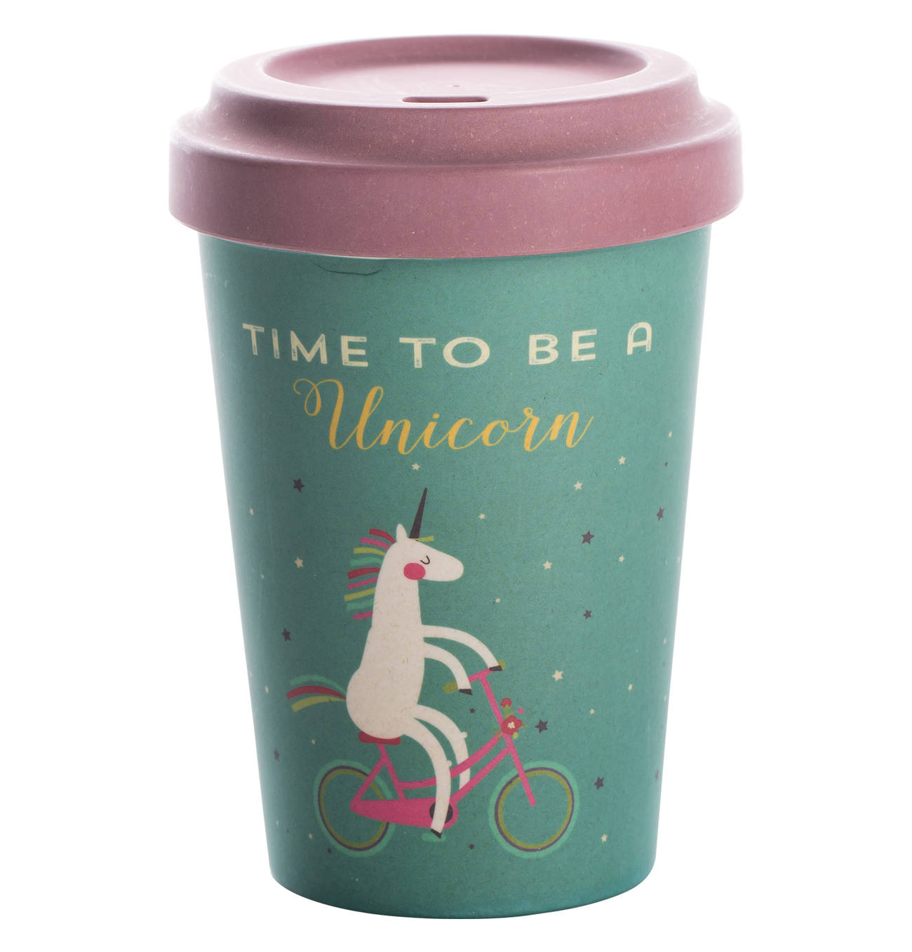 bamboocup nachhaltiger coffee to go becher time for unicorn goodsforlife. Black Bedroom Furniture Sets. Home Design Ideas
