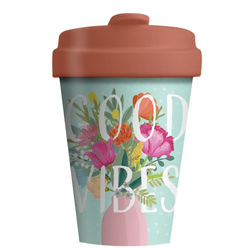"""BambooCup """"Good Vibes"""""""