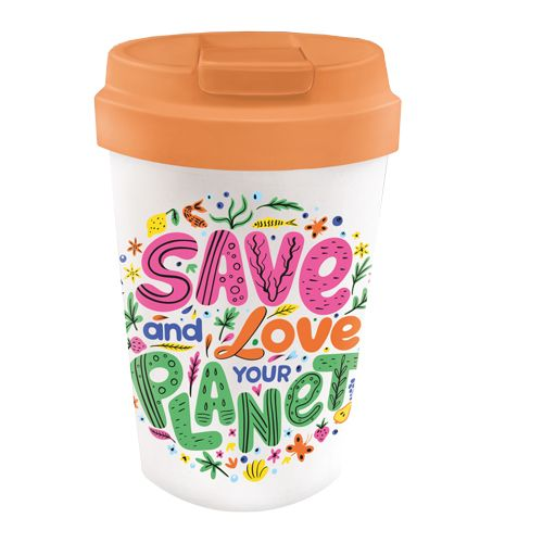 Bioloco Plant easy Cup-love your planet