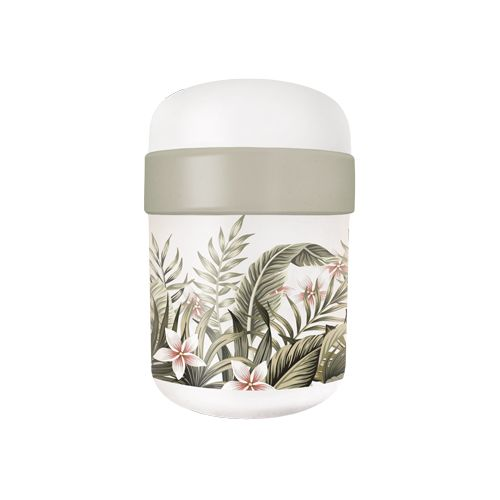 Bioloco Plant Lunchpot-leaves with flowers