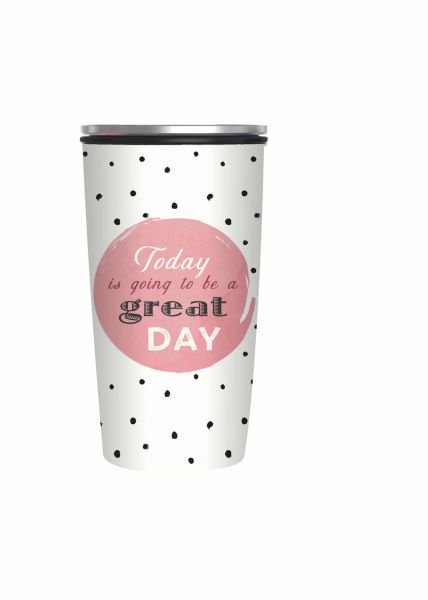 "Slide Cup Deluxe ""Great Day"""