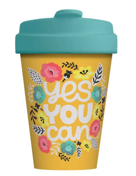 "BambooCup ""Yes you can"""