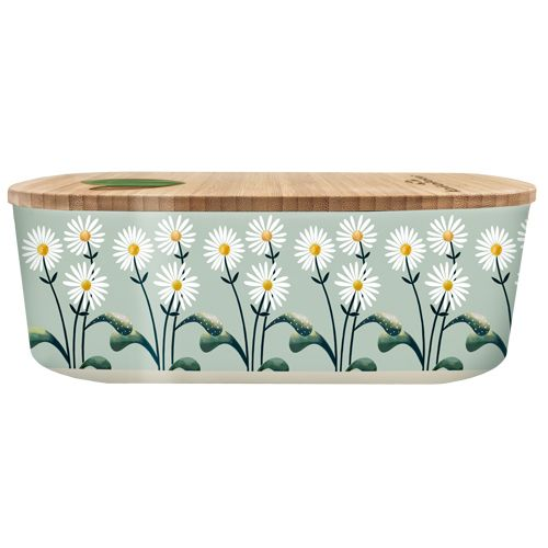Bioloco Plant Lunchbox oval-daisies