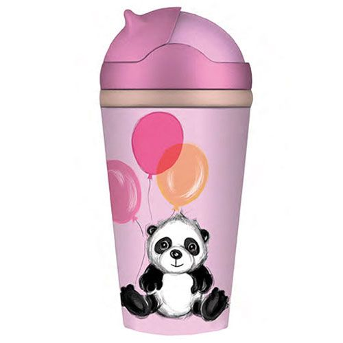 Bamboofriends Kinderbecher - Panda Queeny
