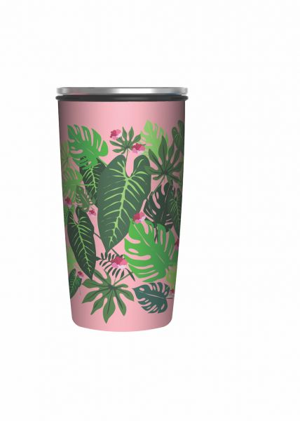 "Slide Cup Deluxe ""Pink Jungle"""
