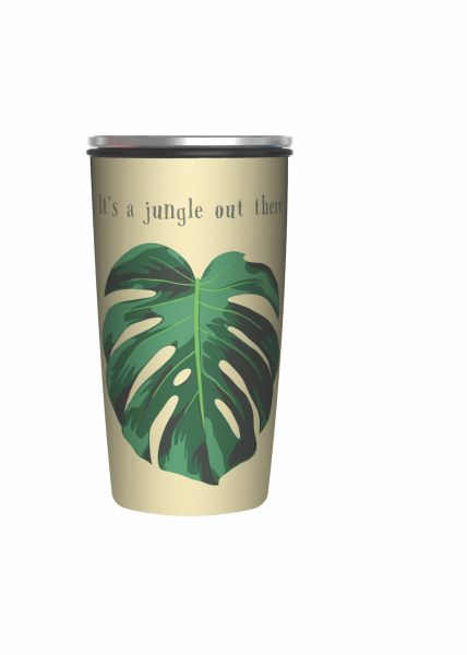 "Slide Cup Deluxe ""Jungle out there"""