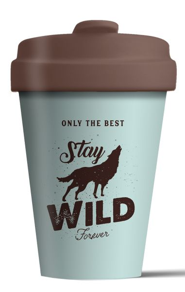 """BambooCup """"Stay Wild"""""""