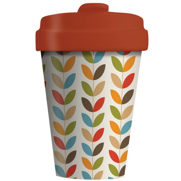 "BambooCup ""Bright Leaves"""