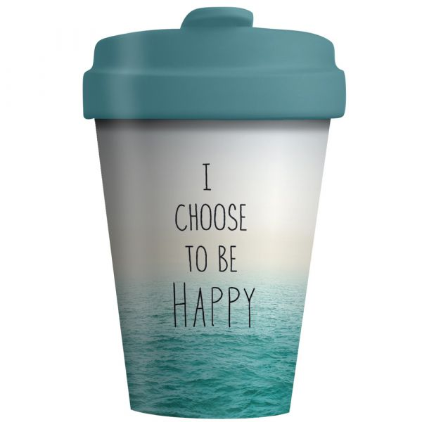 "BambooCup ""Choose Happy"""